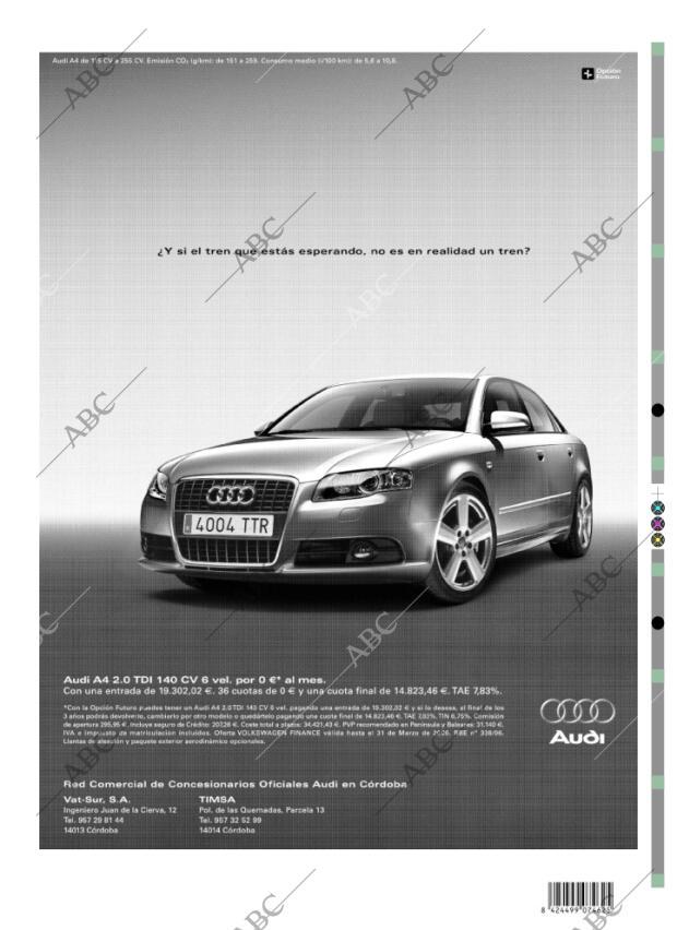 Audi Cita Previa