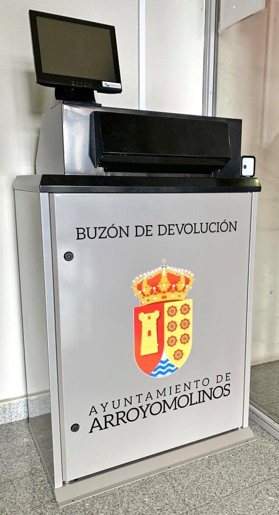 Ayuntamiento Arroyomolinos Cita Previa