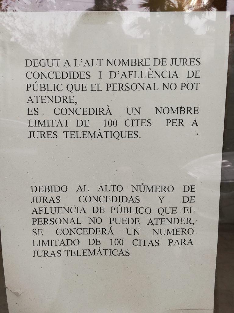 Cita Previa Ajuntament Sant Martí