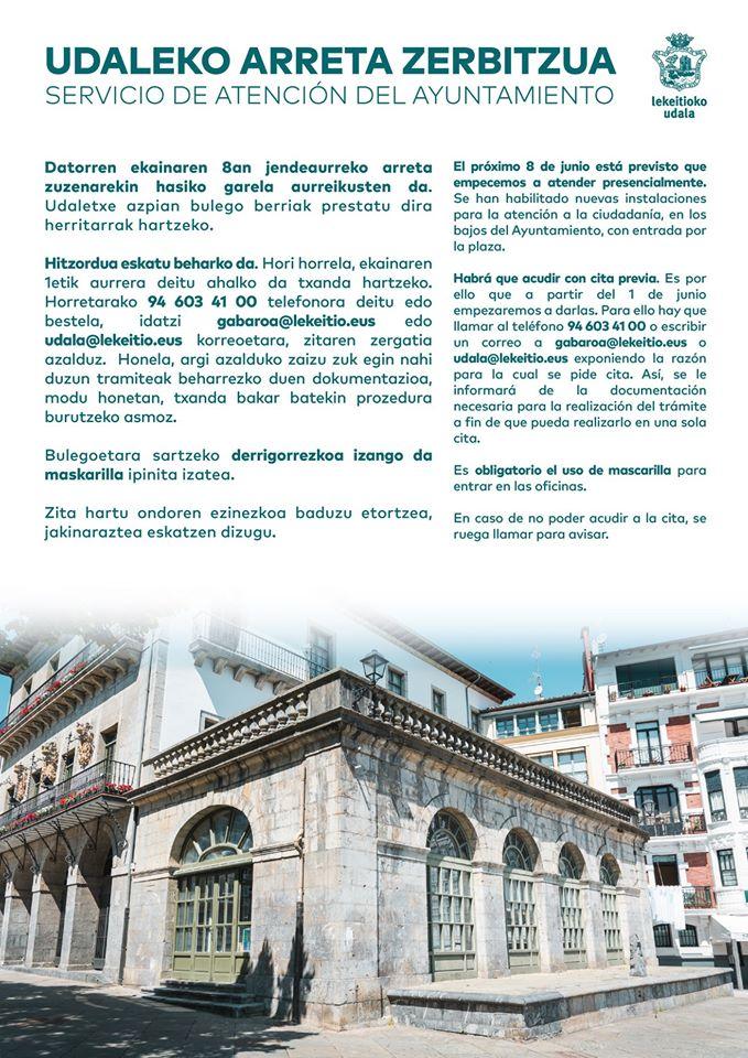Cita Previa Ayuntamiento Bilbao