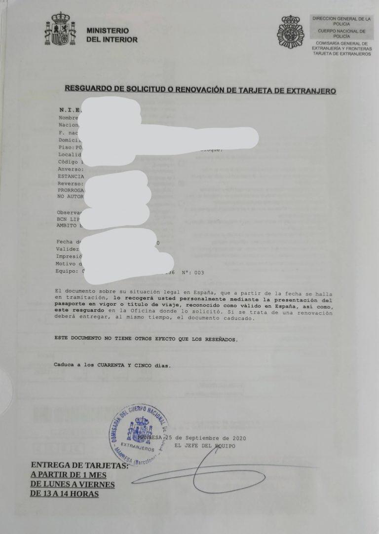 Cita Previa Huellas Nie Policia Nacional