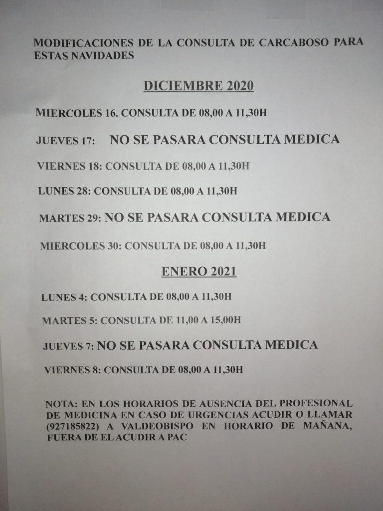 Cita Previa Medico Plasencia