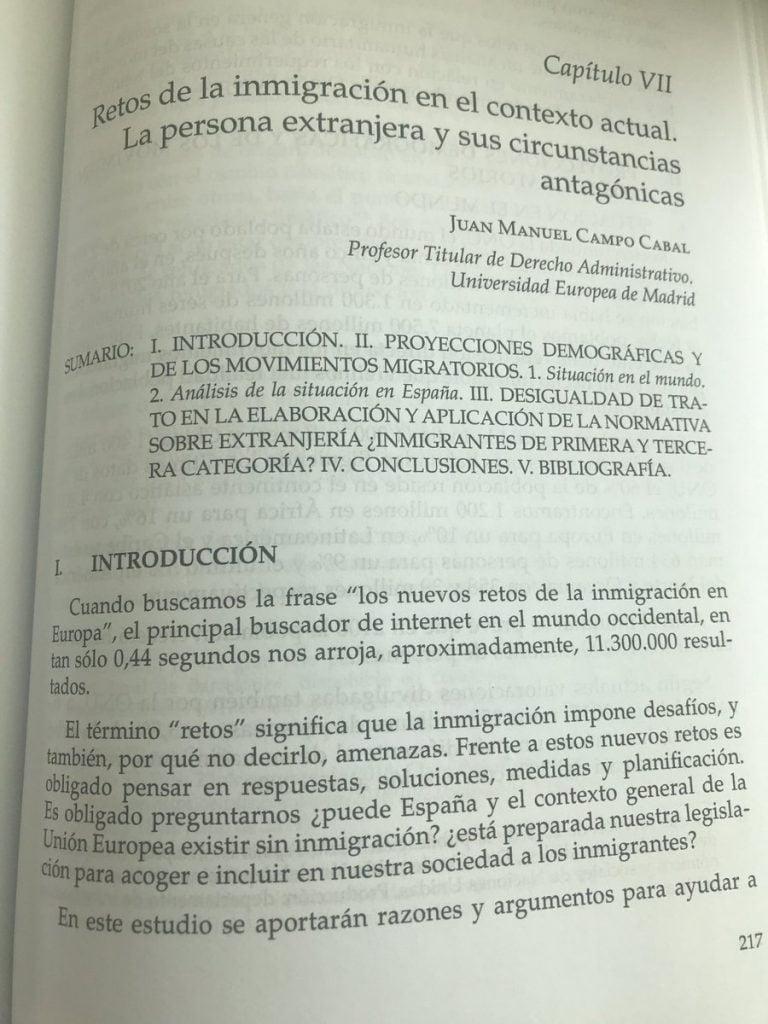 Extranjeria Para Inmigrantes