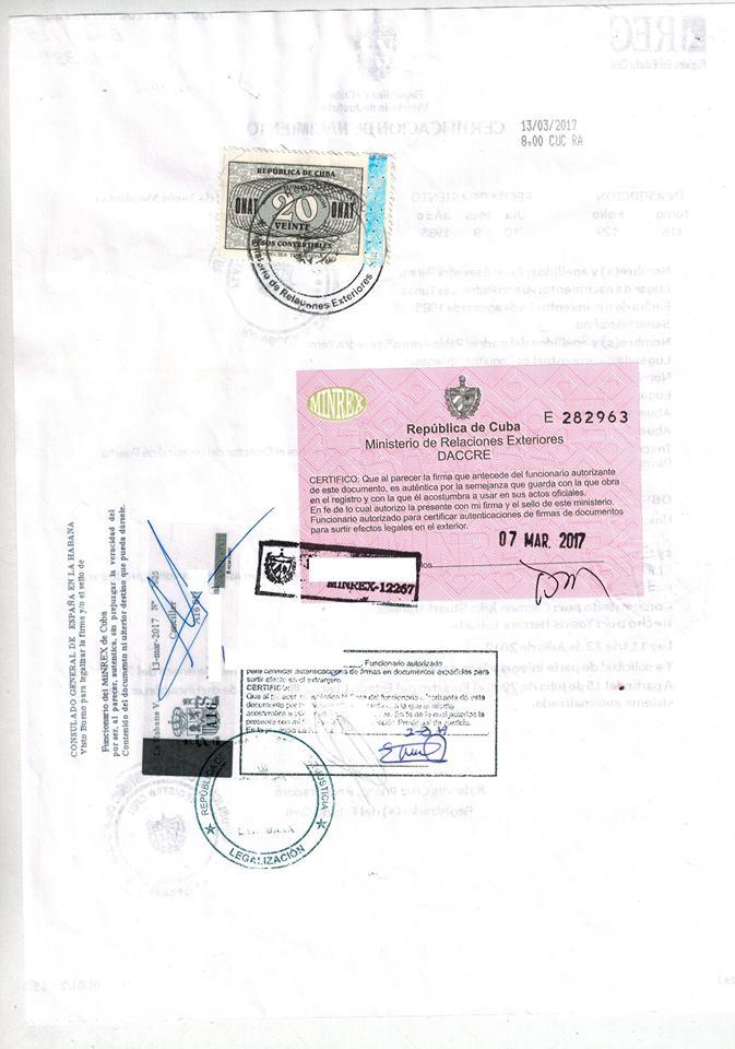 Extranjería Tenerife Consulta Expediente