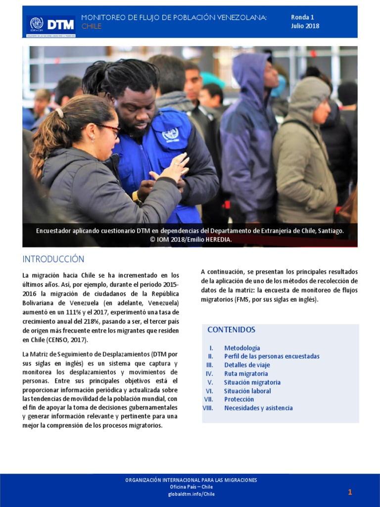 Ministerio De Migración Y Extranjería