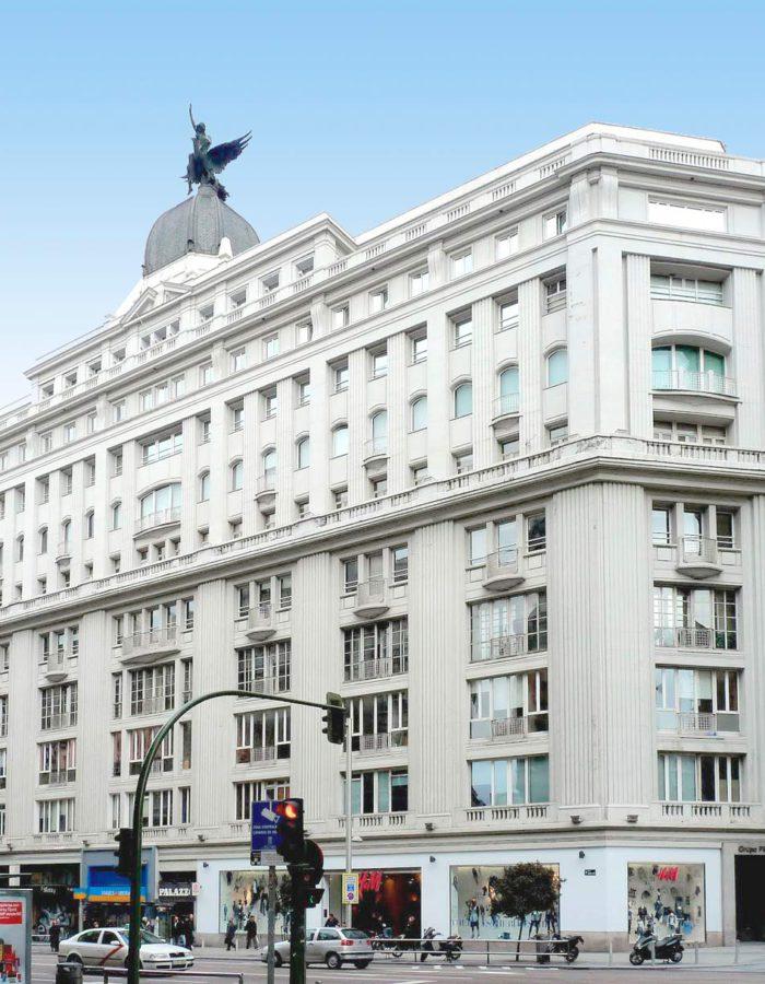 Oficina De Extranjería In Barcelona