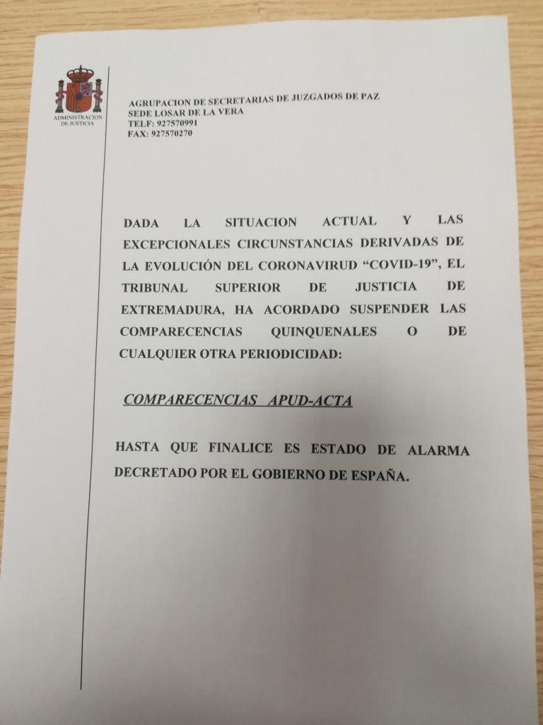 Pedir Cita Previa En Extremadura